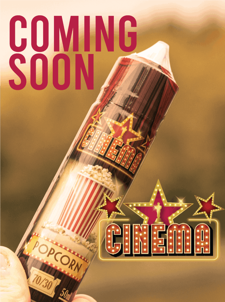 Coming Soon, The Cinema Range