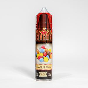 Eco vape Cinema Range Peanut MnM Flavour 50ml Shortfill