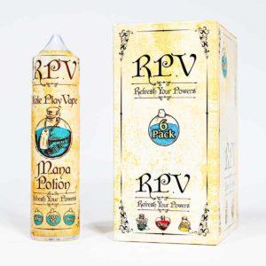 Eco Vape RPV Range Mana Potion 50ml 70/30 Shortfill