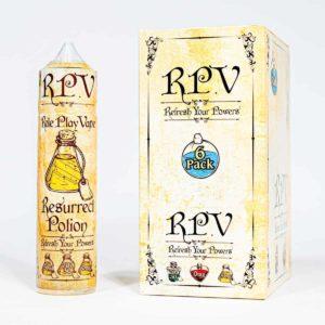 Eco Vape RPV Range Resurrect Potion 50ml 70/30 Shortfill