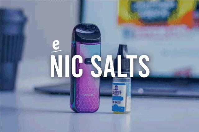 Eco Vape nic salts