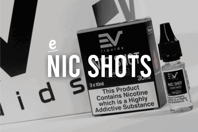 Eco Vape Nic Shots