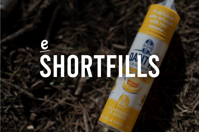 Eco Vape Shortfills