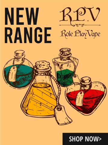 Buy NEW RPV Role Play Vape shortfills