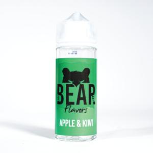 Apple & Kiwi BEAR Flavors 100ml