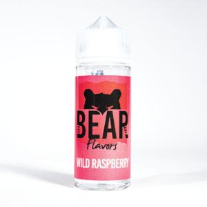 Wild Raspberry BEAR Flavors 100ml