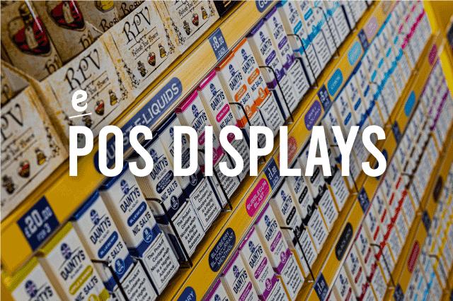 pos displays