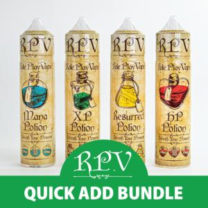 Quick Add RPV