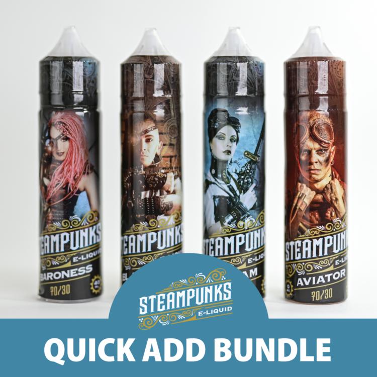Quick Add Steampunks