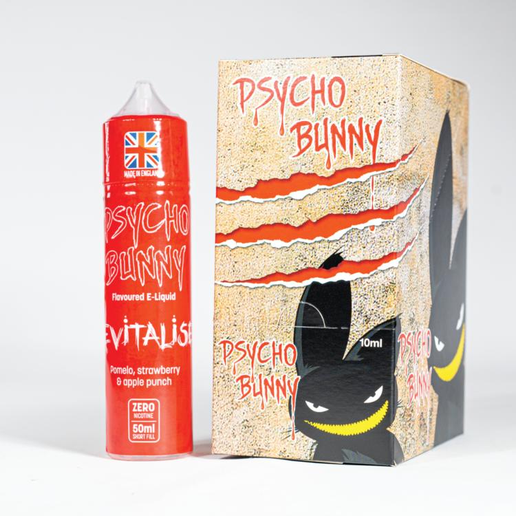 Psycho Bunny Revitalise 50ml CDU of 6