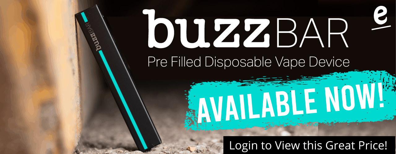 Buzz Bar available now