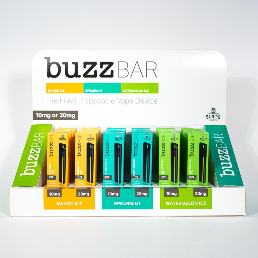 Buzz Bar full stand