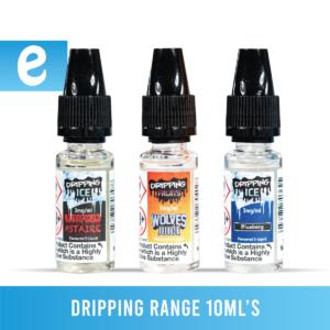 Dripping Range 10ml bundle